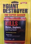 The Giant Destroyer (4 pack)
