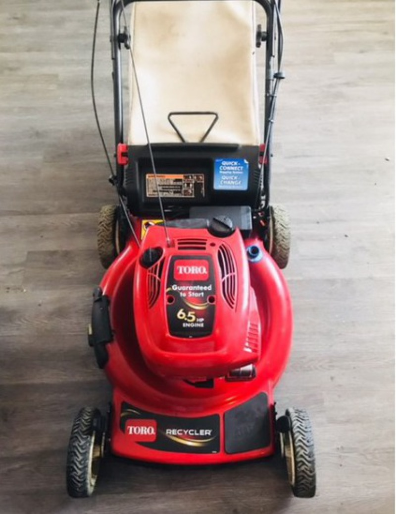 Pre-Owned Outdoor Power Equipment